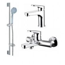 Комплект для ванной комнаты Bravat Eler 3 в 1 F00450CP