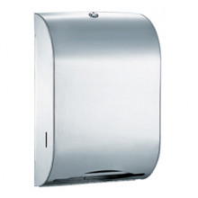 Диспенсер для бумажных полотенец Nofer 04007.B глянцевый