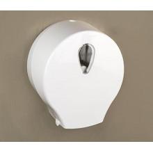 Диспенсер для туалетной бумаги Nofer 05004.W белый