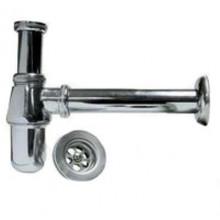 Клапан сливной с сифоном для раковины Nofer 13105.B