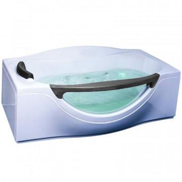 Акриловая ванна Cerutti SPA Stella 181x97x69 см