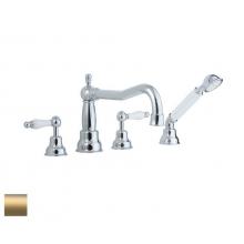 Смеситель для ванны Cisal Arcana Toscana TS00026427 бронза