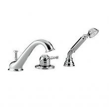 Смеситель для ванны Cisal Arcana Royal AY00126021 хром