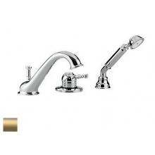 Смеситель для ванны Cisal Arcana Royal AY00126027 бронза