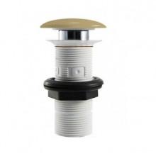Донный клапан для раковины Artceram Universal ACA038 12 00 giallo zinco