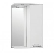 Зеркало-шкаф Style Line Жасмин 55/С ЛС-00000039 белый