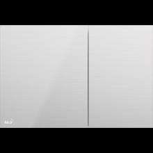 Клавиша смыва AlcaPlast Flat Inox AIR-INOX