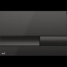 Клавиша смыва AlcaPlast Basic M1738, черный