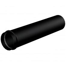 Удлинитель DN32, черный-мат AlcaPlast A4000BLACK