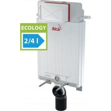 Скрытая система инсталляции ECOLOGY для замуровывания в стену AlcaPlast AM100/1000E
