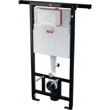 Cкрытая система инсталляции с возможностью вентиляции для сухой установки (при реконструкции ванных комнат в панельных домах) AlcaPlast AM102/1120V