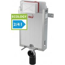 Скрытая система инсталляции ECOLOGY для замуровывания в стену AlcaPlast AM115/1000E