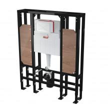 Скрытая система инсталляции для сухой установки (в пространство) – для людей с ограниченными физическими возможностями AlcaPlast AM116/1300H