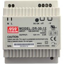 Блок питания 230 V AC/12 V DC/30 W, IP20 AlcaPlast AEZ311