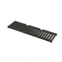Pешетка для дренажного канала AVZ103 чугунная D400 AlcaPlast AVZ-R201