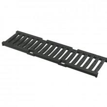 Pешетка для дренажного канала AVZ103 чугунная C250 AlcaPlast AVZ-R202