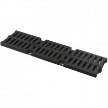 Pешетка для дренажного канала AVZ104, композитная B125 AlcaPlast AVZ-R402