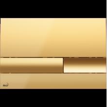 Клавиша смыва AlcaPlast Basic M1745, золото