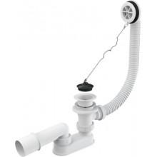 Сифон AlcaPlast A502-100 для ванны, белый