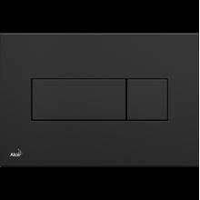Клавиша смыва AlcaPlast Basic M378, черный