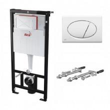 Скрытая cистема инсталляции AlcaPlast AM101/1120-3:1 RUS SET комплект AM101/1120+M70