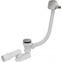 Сифон для ванны Alcaplast A508KM-100 хром