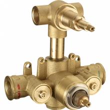 Встраиваемая часть термостатического смесителя Cisal ZA01910004
