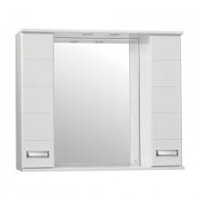 Зеркало-шкаф Style Line Ирис 100/С ЛС-00000175 белый