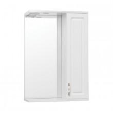 Зеркало-шкаф Style Line Олеандр-2 55/С ЛС-00000049 белый