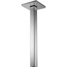 Держатель верхнего душа Cisal Zen Shower полированная нержавеющая сталь DS013450D2