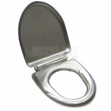 Oceanus сиденье для унитаза нержавеющая коррозионно-стойкая сталь матовая 15-006.1