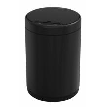 Ведро для мусора WeltWasser Kidy BL 12L 10000003979 матовый черный