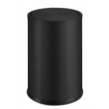 Ведро для мусора WeltWasser Bingo BL 6L 10000003985 черный