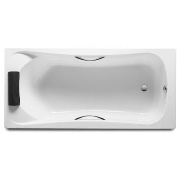 Акриловая ванна Roca BeCool 180х80 ZRU9302782+ZRU9302786