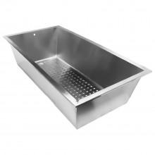 Oceanus ванна нержавеющая коррозионно-стойкая сталь (2.0 мм) 11-001.1