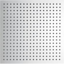 Верхний душ 3D квадратный RGW SP-82-25 хром