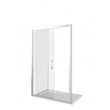 Душевая дверь Good Door Latte WTW-110 стекло Grape 5 мм
