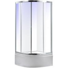 Душевой уголок Maroni UMBRIA UDR-090S стекло-прозрачное