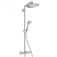 Душевая система Hansgrohe Croma Select 280 Air 1jet Showerpipe 26790000