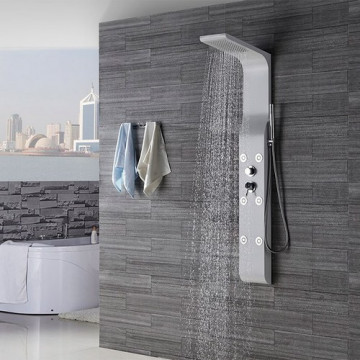 Душевая система RGW Shower Panels SP-02 белая