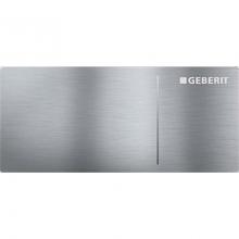 Клавиша смыва Geberit Sigma 70 115.635.FW.1 нержавеющая сталь