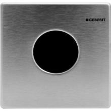 Клавиша смыва ИК Geberit Mambo 116.023.FW.1, нержавеющая сталь, для писсуаров