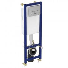 Инсталляция для подвесного унитаза Ideal Standard W3710AA узкая (350 мм)