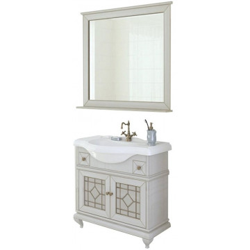 Комплект мебели Акватон БЕАТРИЧЕ 85
