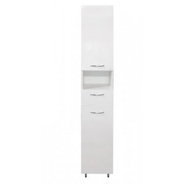 Шкаф-колонна Cersanit  Erica 30 с корзиной  SL-ERN-Ko-P