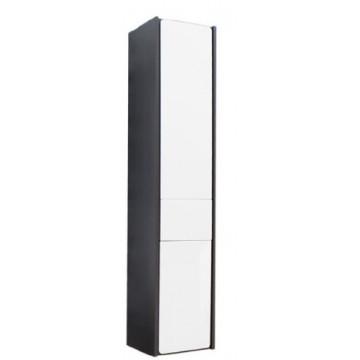 Шкаф-колонна Roca Ronda ZRU9302967 правый, белый глянец/антрацит