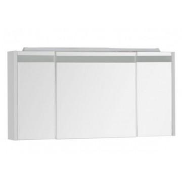 Зеркало-шкаф Aquanet Лайн 120 белый 164935