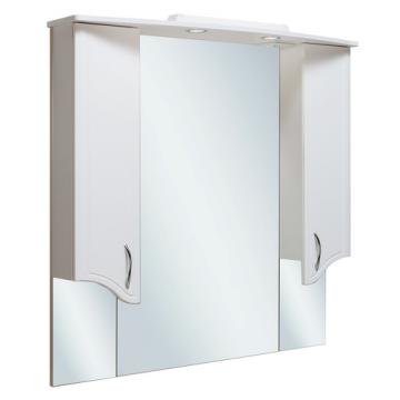 Зеркальный шкаф Runo / Руно Севилья 105 Вн Ш18 RUNO