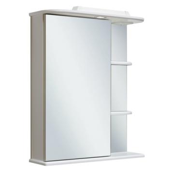 Зеркальный шкаф Runo / Руно Магнолия 50 Вн Ш13 RUNO