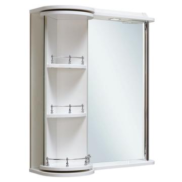 Зеркальный шкаф Runo / Руно Секрет 65 Вн Ш20 RUNO